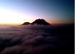 Hiking to Mount Agung